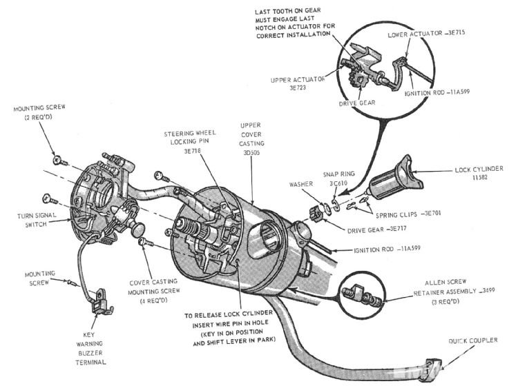2012 02 21_212415_ford_mustang_locking_steering_columns+locking_tilt_column_diagram tech tips readingrat net 1970 gm steering column wiring diagram at n-0.co