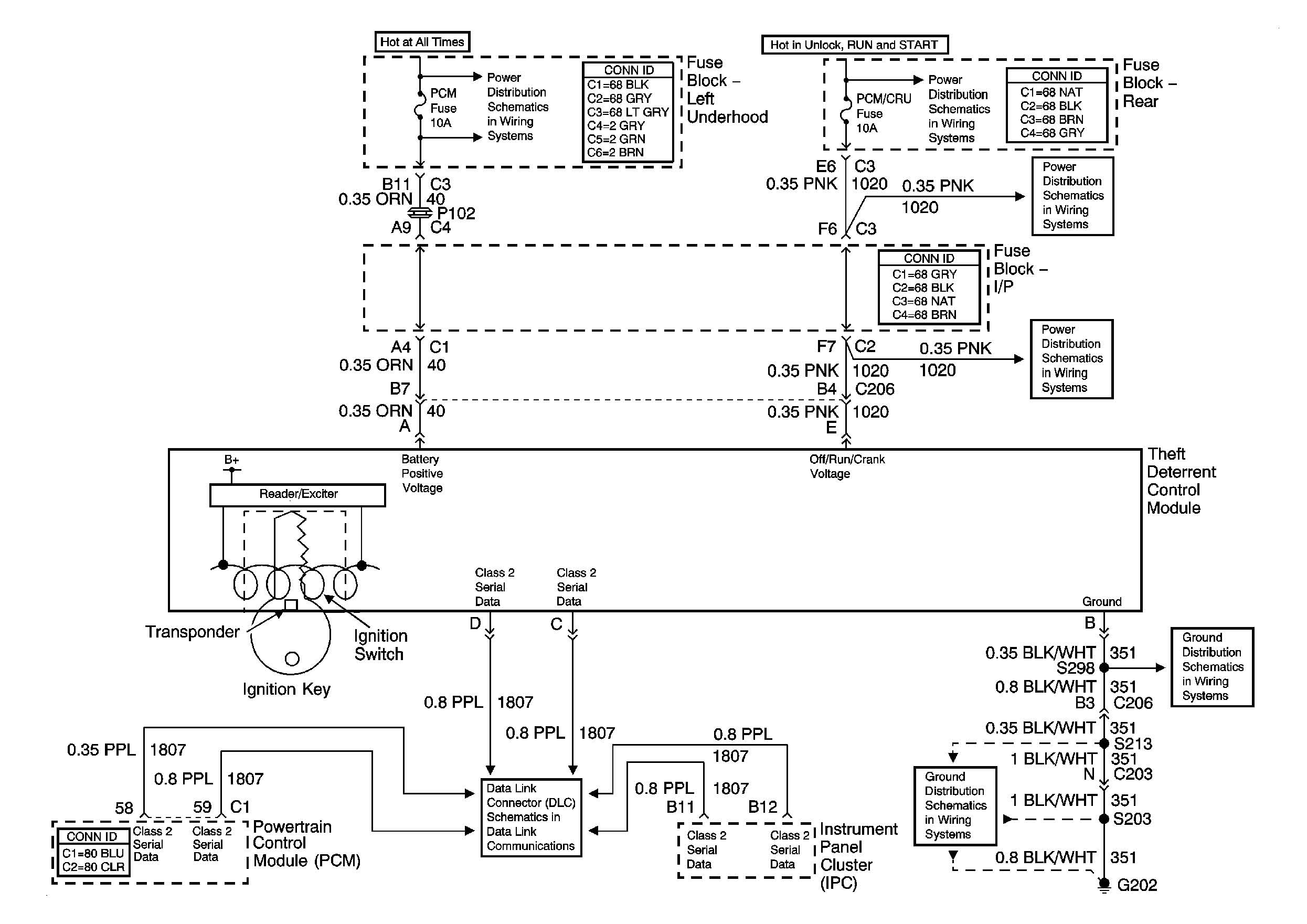 passkey wiring diagram
