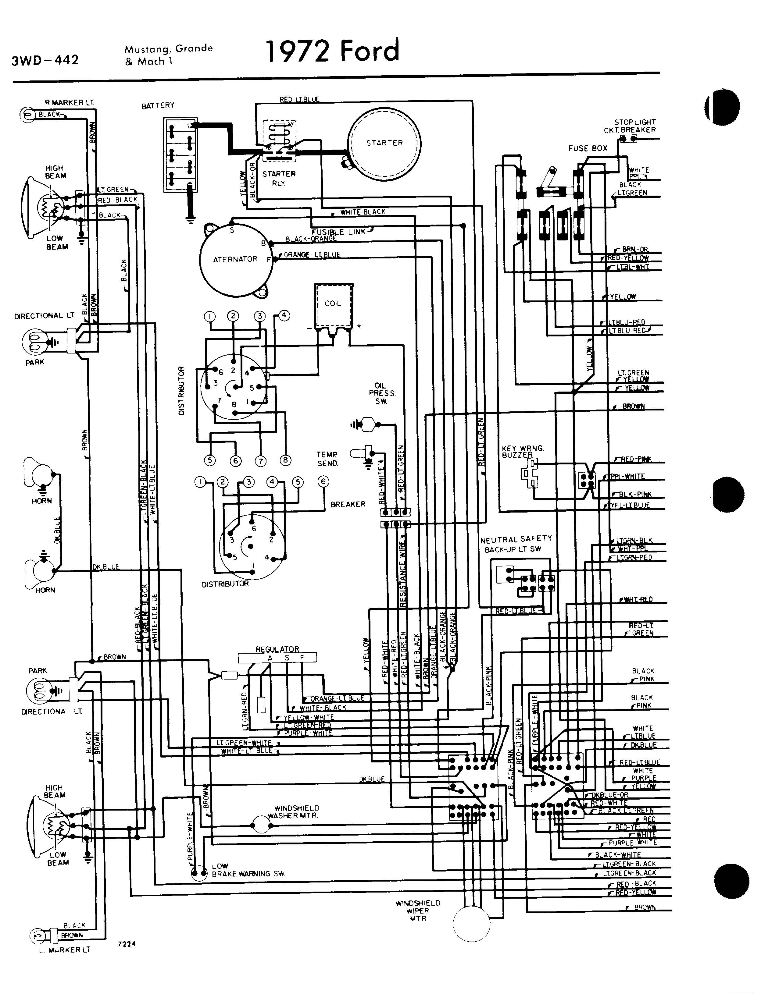 wiring diagram ignition coil resistor with 6f4e3 Rr Mt on Ford 302 in addition Ford Bronco Ii And Ranger 1983 1988 also 6f4e3 Rr Mt moreover Fd Ignition Coil Wiring Help Please 650594 as well 2006 Chevy Impala 3 9 Engine Diagram.