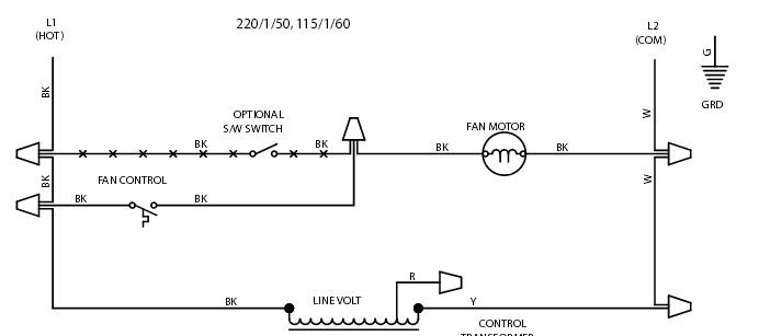 reznor wiring schematic reznor free engine image for user manual