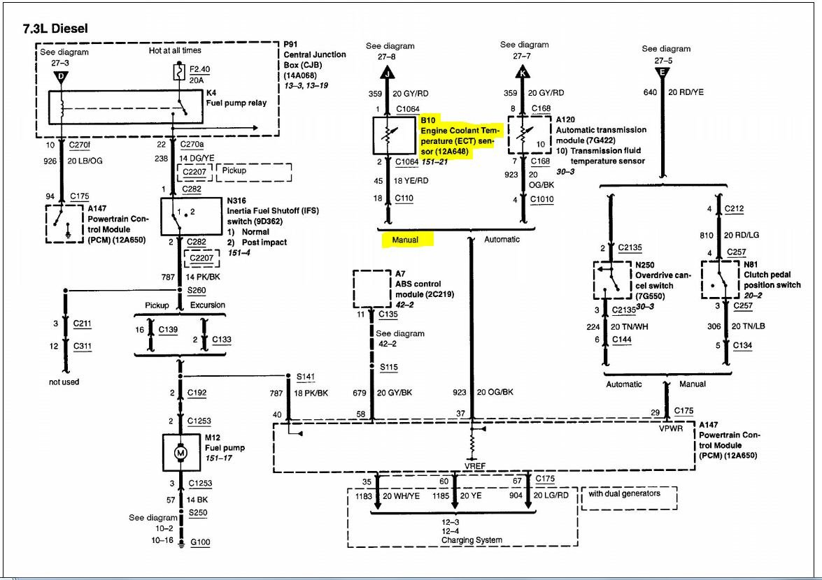 2000 7 3l engine diagram go wiring diagram 1994 Ford F-350 7.3L Turbo Diesel Engine Diagram 1999 7 3l engine diagram manual e books exploded diagram of 6 0 powerstroke 2000 7 3l engine diagram