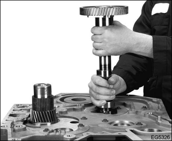 Service Manual How To Remove The Camshaft On A 2003