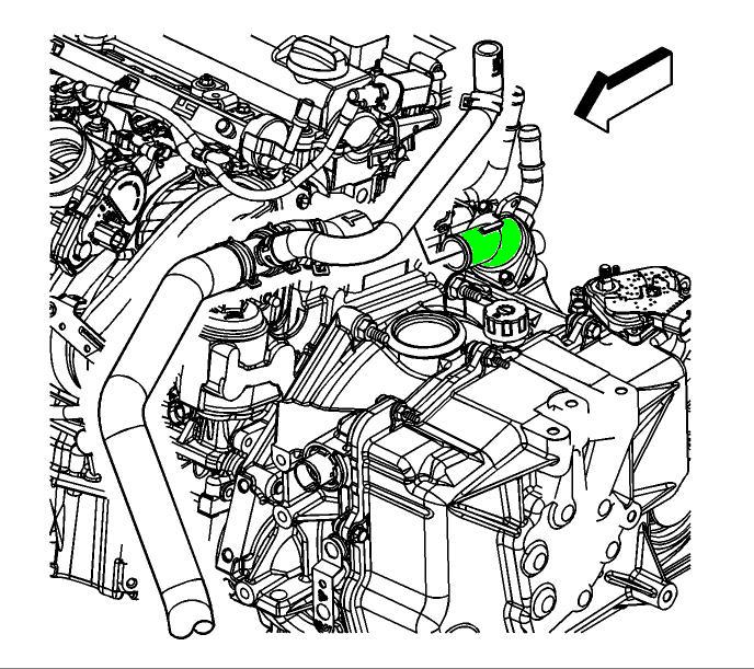 pontiac g6 gt v6 engine diagram
