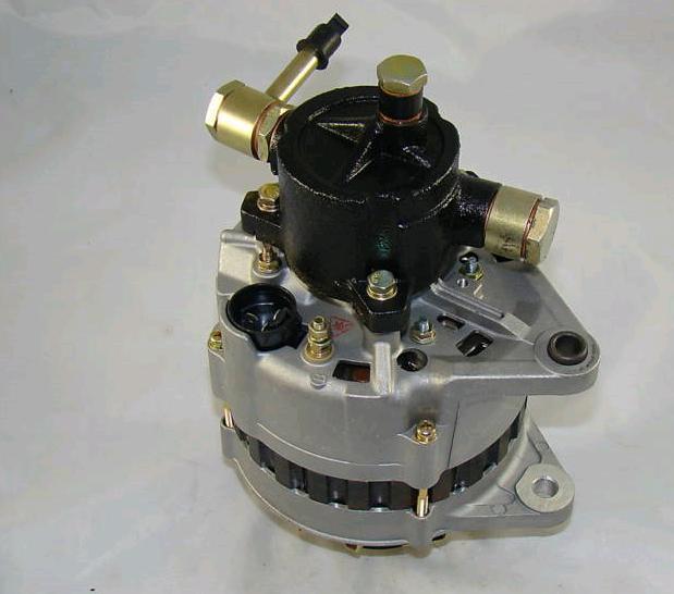 Vacuum Pump: Vacuum Pump Isuzu Npr