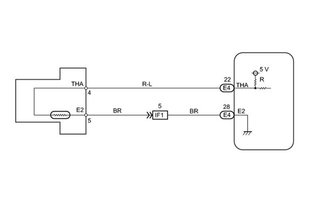 iat sensor wiring diagram