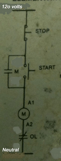 Switch Wiring Diagram In Addition Start Stop Button Wiring Diagram