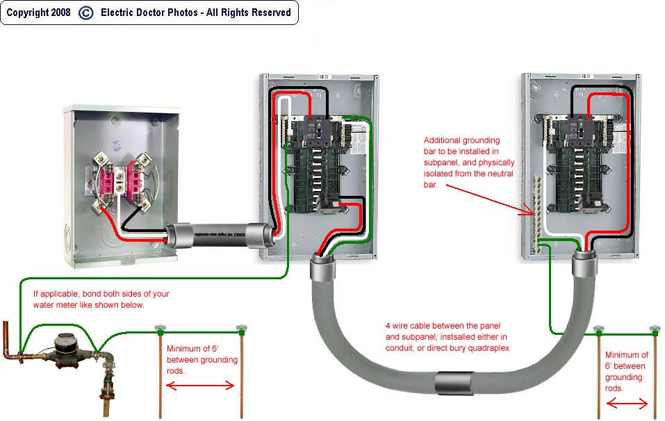 2012-03-07_165913_subpanel_not_attached_to_home  Amp Service Panel Wiring Diagram With Subpanel on