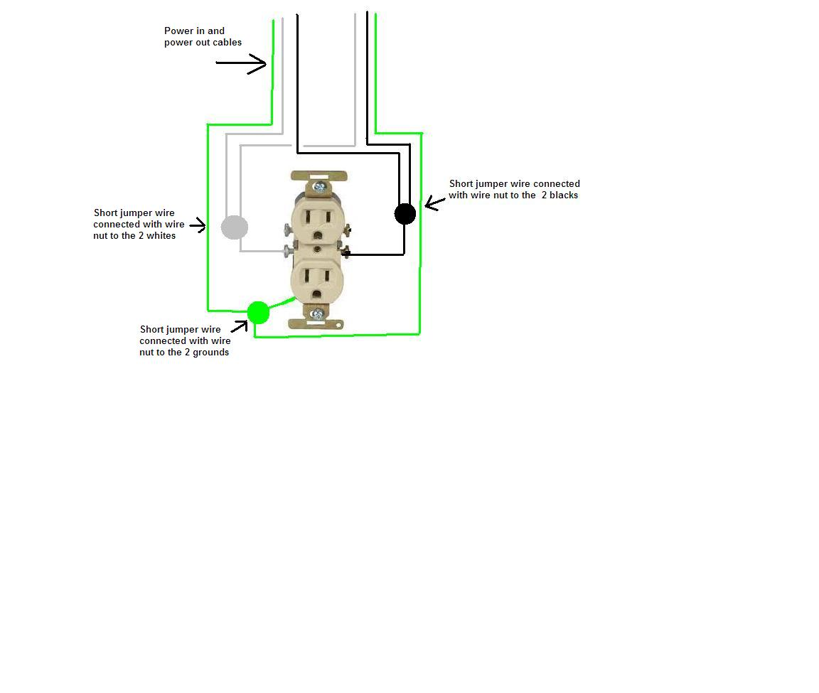 6xhsd Three Way Switch Switches Control Two Or Maybe likewise A Troubleshooting Diagram additionally Wiring A Gfci Outlet With No Ground Wire likewise Gfci Wiring Multiple Outlets Diagram likewise 518023 Need Protect New Ceiling Exhaust Fan Bathroom Gfci. on gfci line load wiring diagram