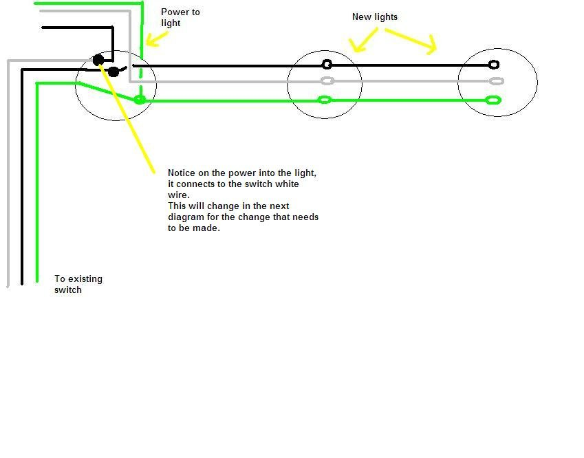 images of light wiring diagram for kitchen