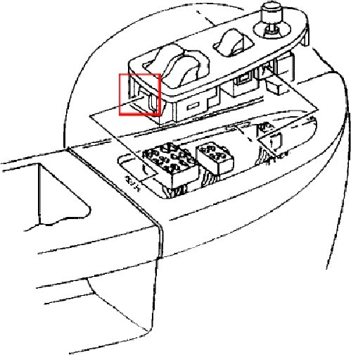 How do i install a master window switch on 2002 chevy for 2002 chevy venture window switch