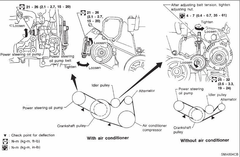 i30 belt tensioner