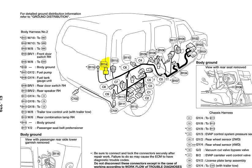 xterra hello carguy1 another xterra does the wiring harness