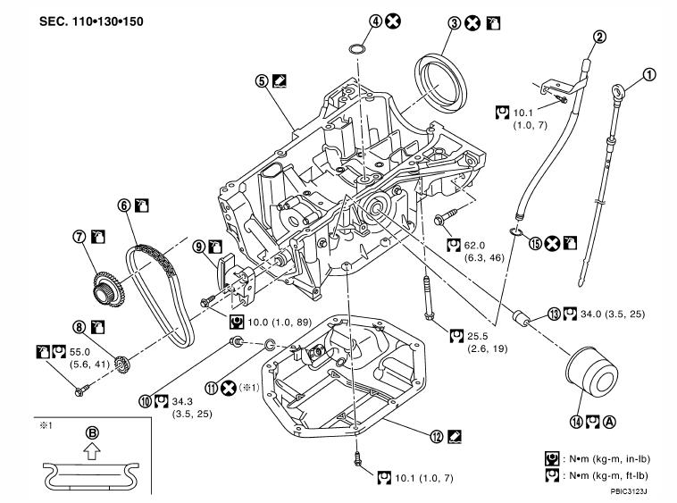 nissan sentra 2007 engine diagram