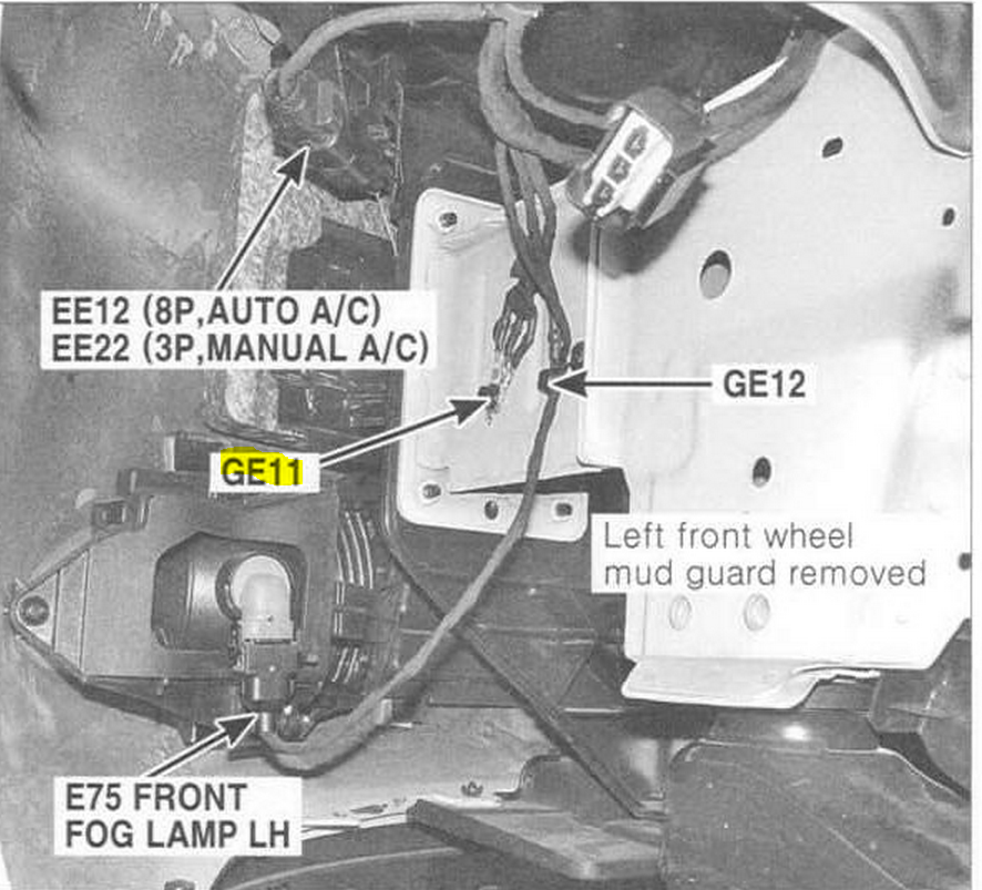 2008 Hyundai Elantra Gls Auto Keeps Blowing Out Headlamps  Fuses On Low Beams  Voltage Measured