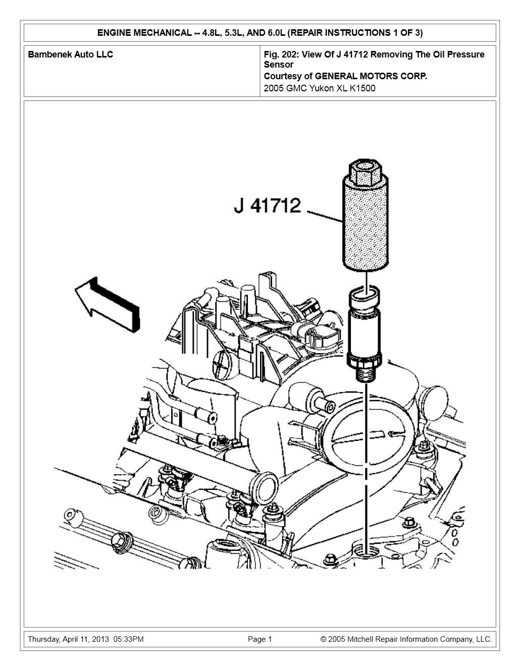service manual  2005 gmc yukon how to change transmission