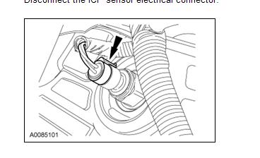 Ipr Sensor Location