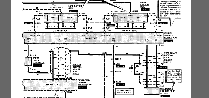 94 lincoln wiring diagram