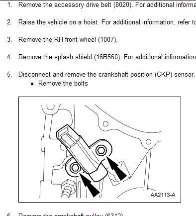 ford taurus camshaft position sensor wiring diagram ford camshaft position sensor wiring diagram