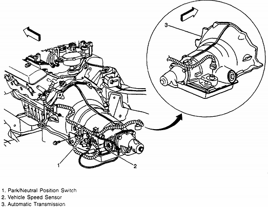 pcm location on 2006 chevy trailblazer  pcm  free engine image for user manual download