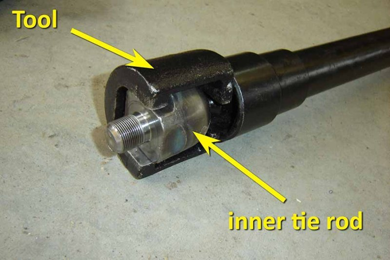 how to cut and bend a lug wrench