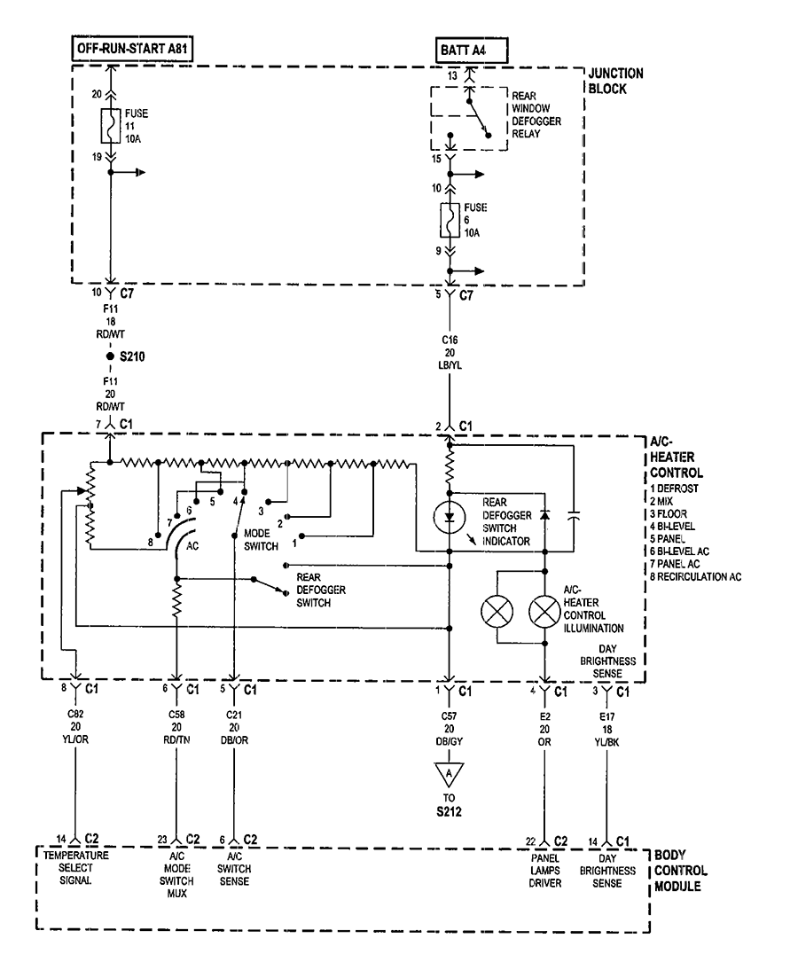 1999 chrysler sebring convertible radio wiring diagram 1999 free engine image for user manual