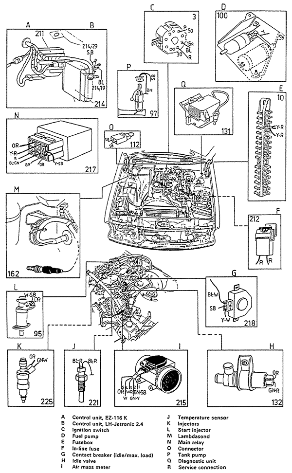 Volvo Fuel Pressure Diagram