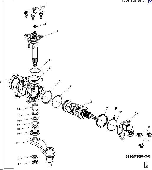707585 1967 Steering Column Disassembly moreover P 0900c15280054b8e moreover Lionel Exploded Diagrams in addition Clutch Pressure Plate Diagram besides Gear Tooth Diagram. on saginaw steering box parts