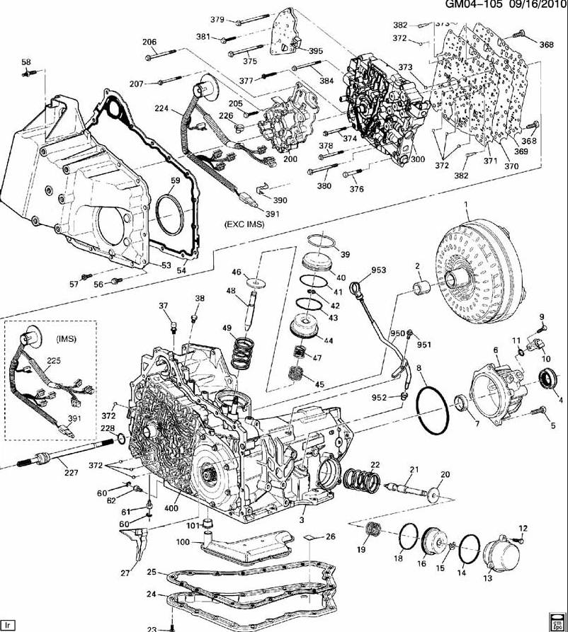 Gm Automatic Transmission Diagrams Likewise 4t65e Transmission