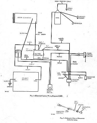 33oy0 Need Wireing Diagram Gravely Tractor Model 814 on kohler k321 engine diagram