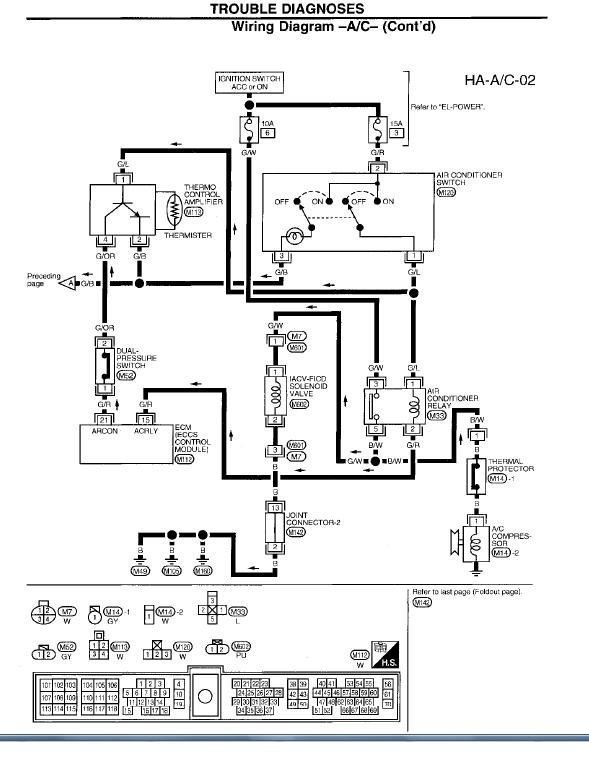 1997 Nissan Pickup Wiring Diagram bull Wiring Diagram For Free