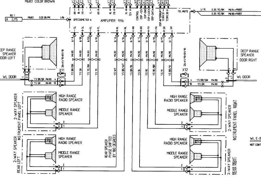 porsche 986 radio wiring diagram get free image about wiring diagram