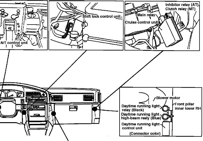 Ignition Relay Switch Location Subaru Outback on 2003 subaru legacy ignition wiring diagram