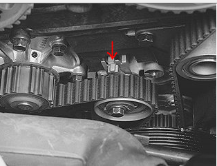 Just changed Timing belt on Volvo S60 2.5T Yr 2005 Timing marks are aligned correctly, Turned ...