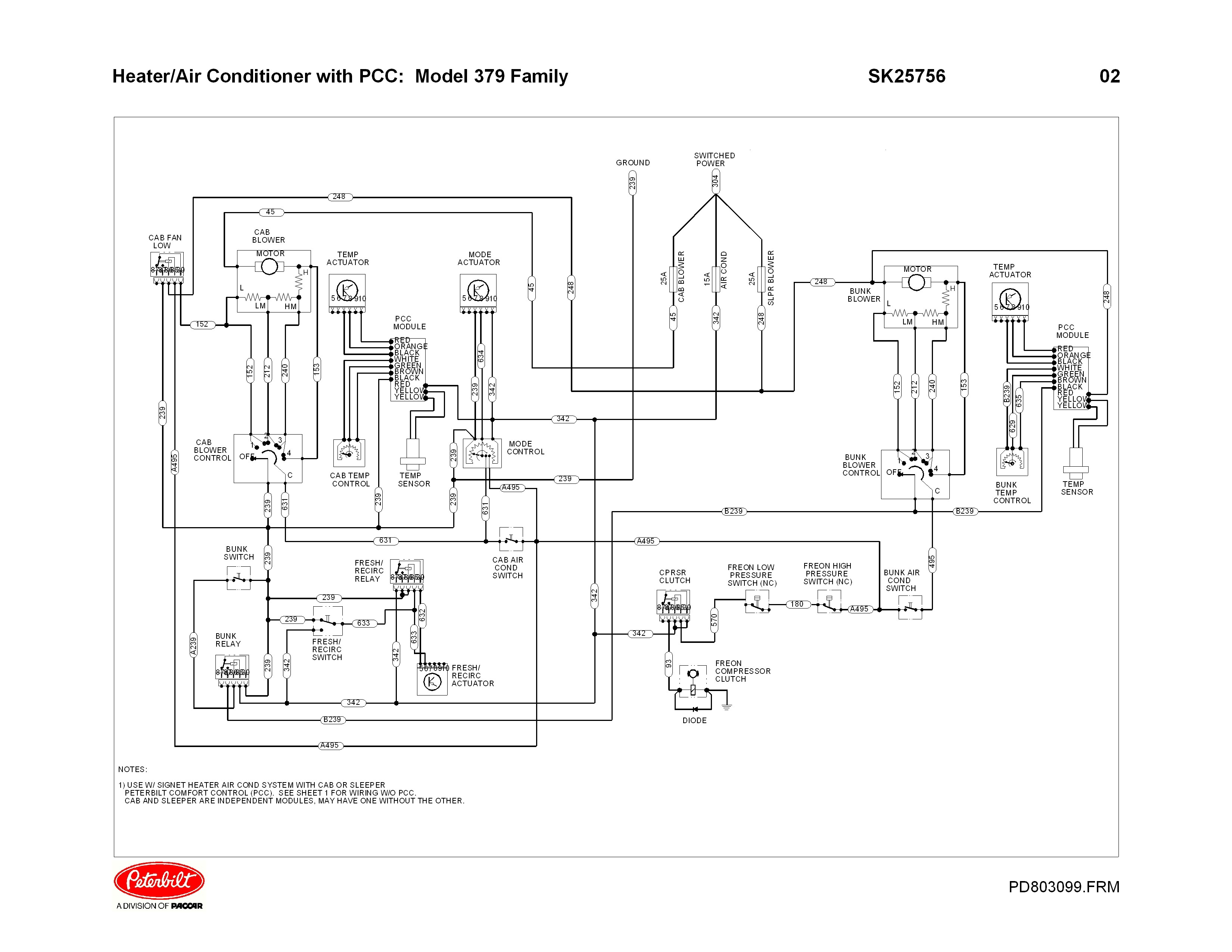 1995 peterbilt 379 fuse panel diagram 1995 image blower dont work in sleeper 1998 379 on 1995 peterbilt 379 fuse panel diagram