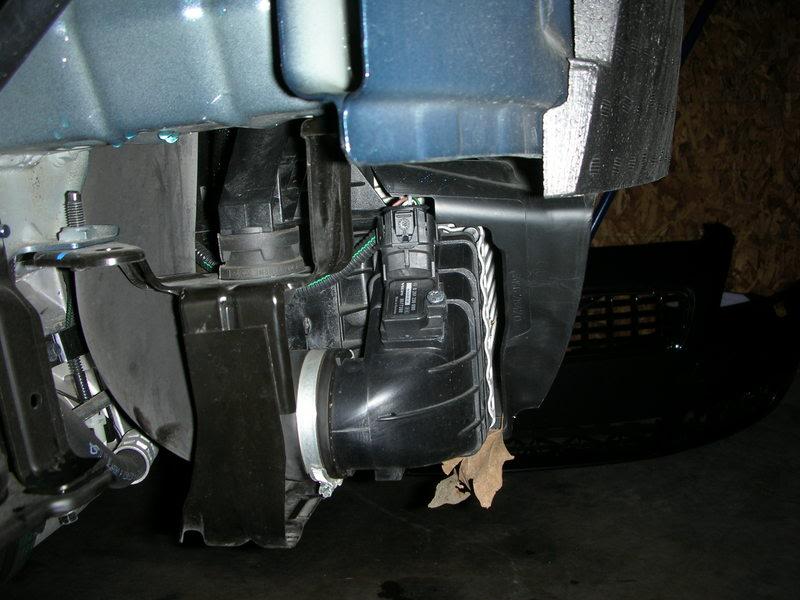 Intercooler on Volvo C70 Wiring Diagram