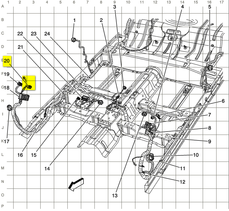 chevrolet traverse 2010 wiring diagram  chevrolet  get