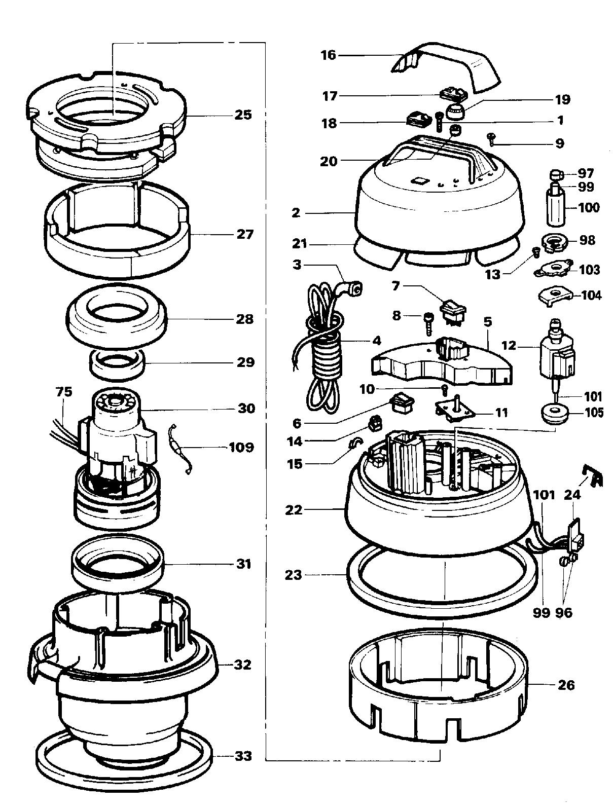 Hoover Aquamaster Spare Parts Carnmotors Com