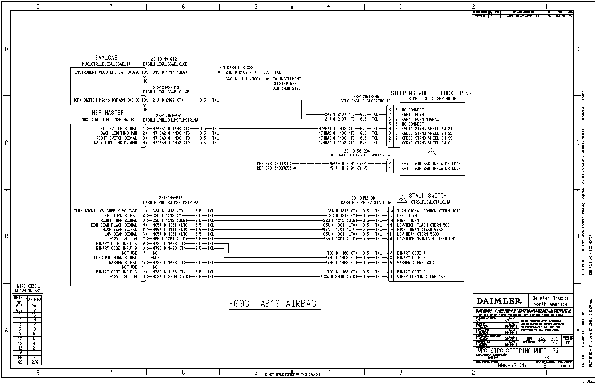 wiring diagram for freightliner the wiring diagram 2011 freightliner cascadia wiring diagrams nodasystech wiring diagram