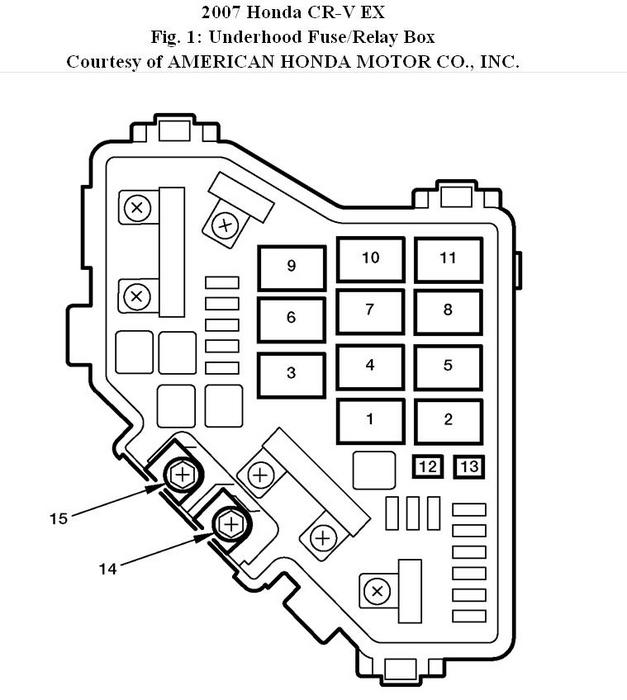 Honda Crv 2008 Ac Relay Location on Honda Accord Turn Signal Wiring Diagram