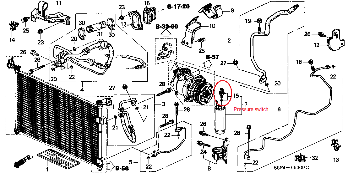 Ac Compressor Won U0026 39 T Turn On - Vents Blow Hot
