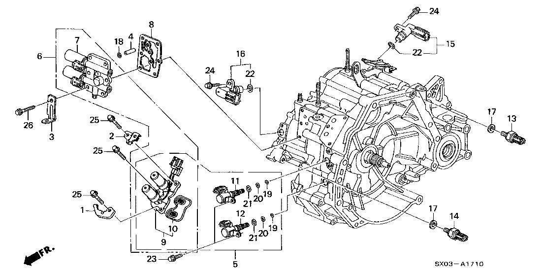 Vtec Engine Diagram