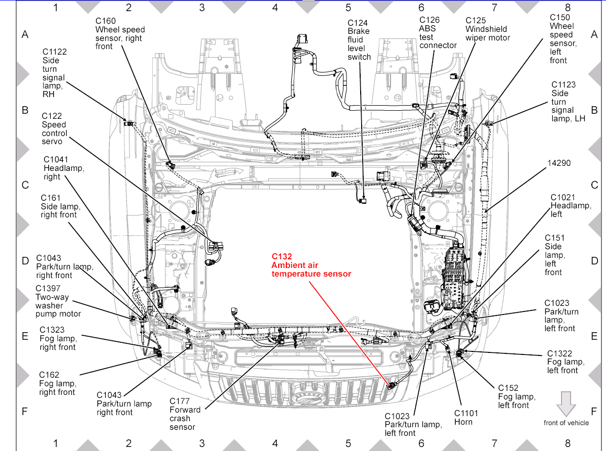nissan 370z wiring diagram with Explorer Location Ford Air Temperature Sensor on 350z Engine Diagram likewise 7 3 Valve Cover Gasket Harness also Nissan Xterra Injector Wiring Diagram besides Ford Transit Connect Temperature Sensor Wiring Diagram further 2007 Subaru Impreza Engine Diagram.
