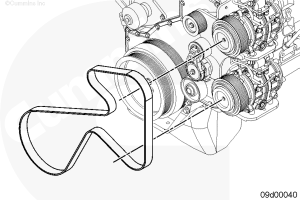 I Need To Find Out The Rotation Of The Belt Drive On
