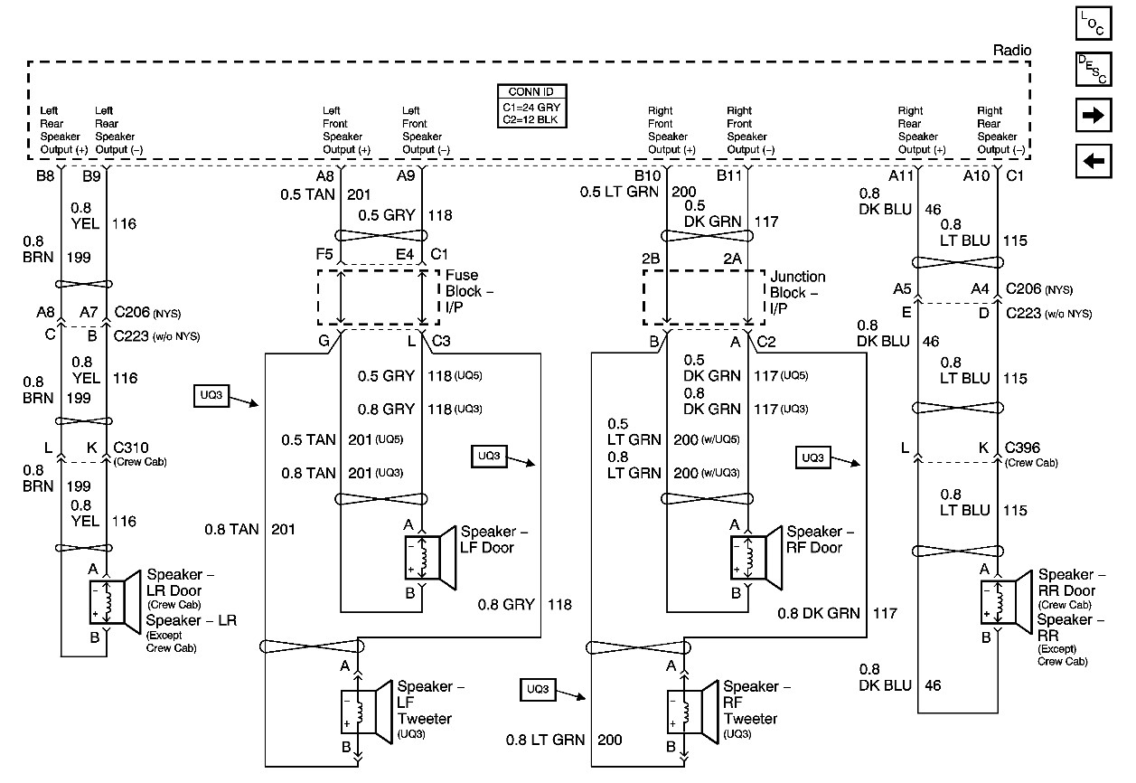 wiring diagram 2004 gmc sierra the wiring diagram 2004 gmc sierra wiring schematic electrical wiring wiring diagram