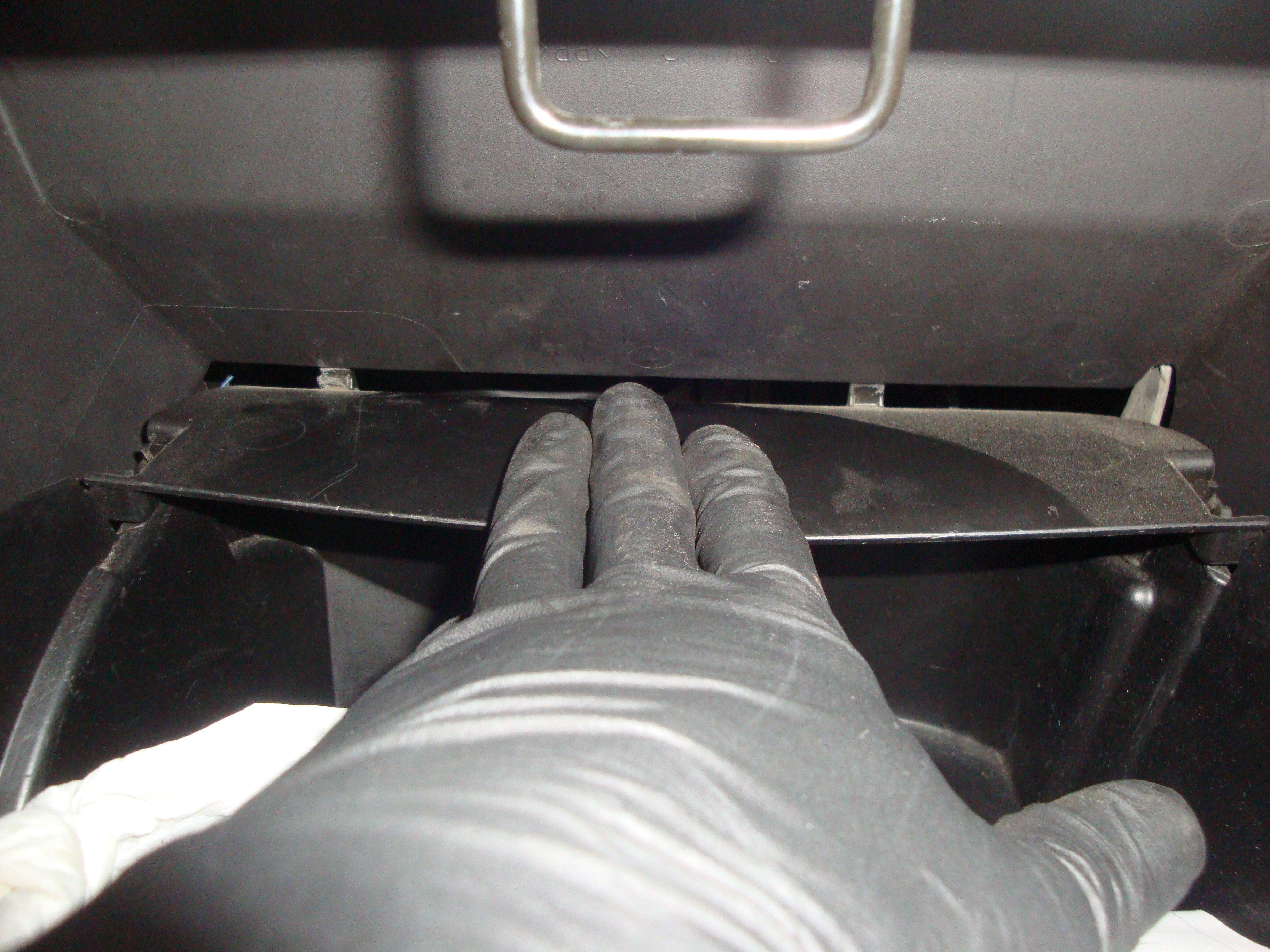 Service manual [How To Remove 2008 Chevrolet Impala Glove ...