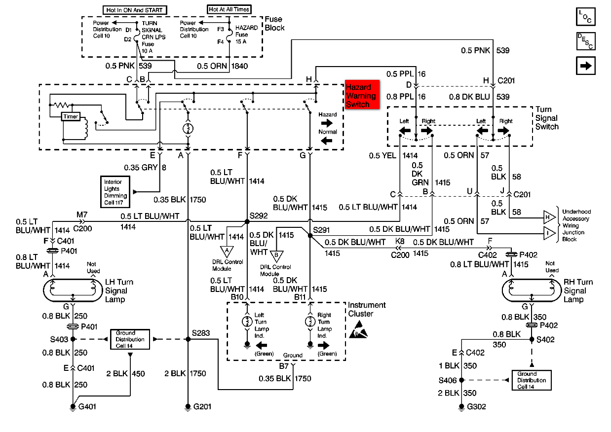 2001 oldsmobile silhouette audio wiring diagram