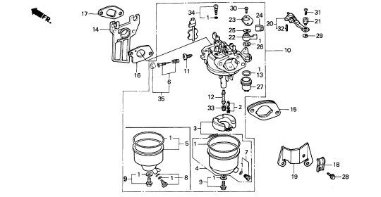 honda gx200 engine repair diagrams