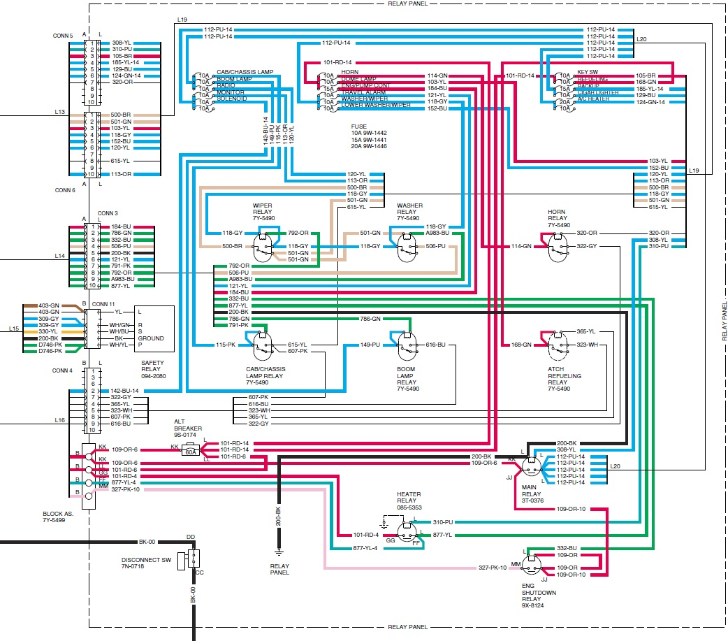 cat 312 shut down last eve and everything good this morn cat c12 engine diagram