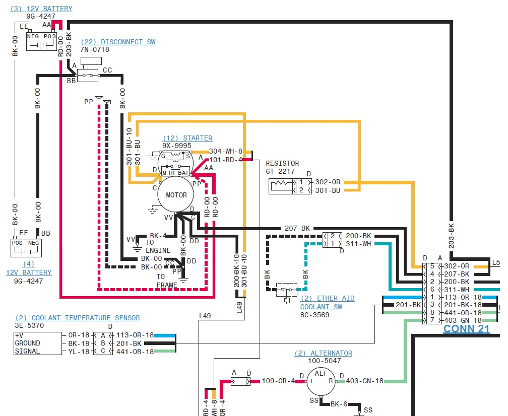 cat 257b wiring diagram cat 5 wiring diagram for data cat c7 ecm wiring diagram | wiring library #5