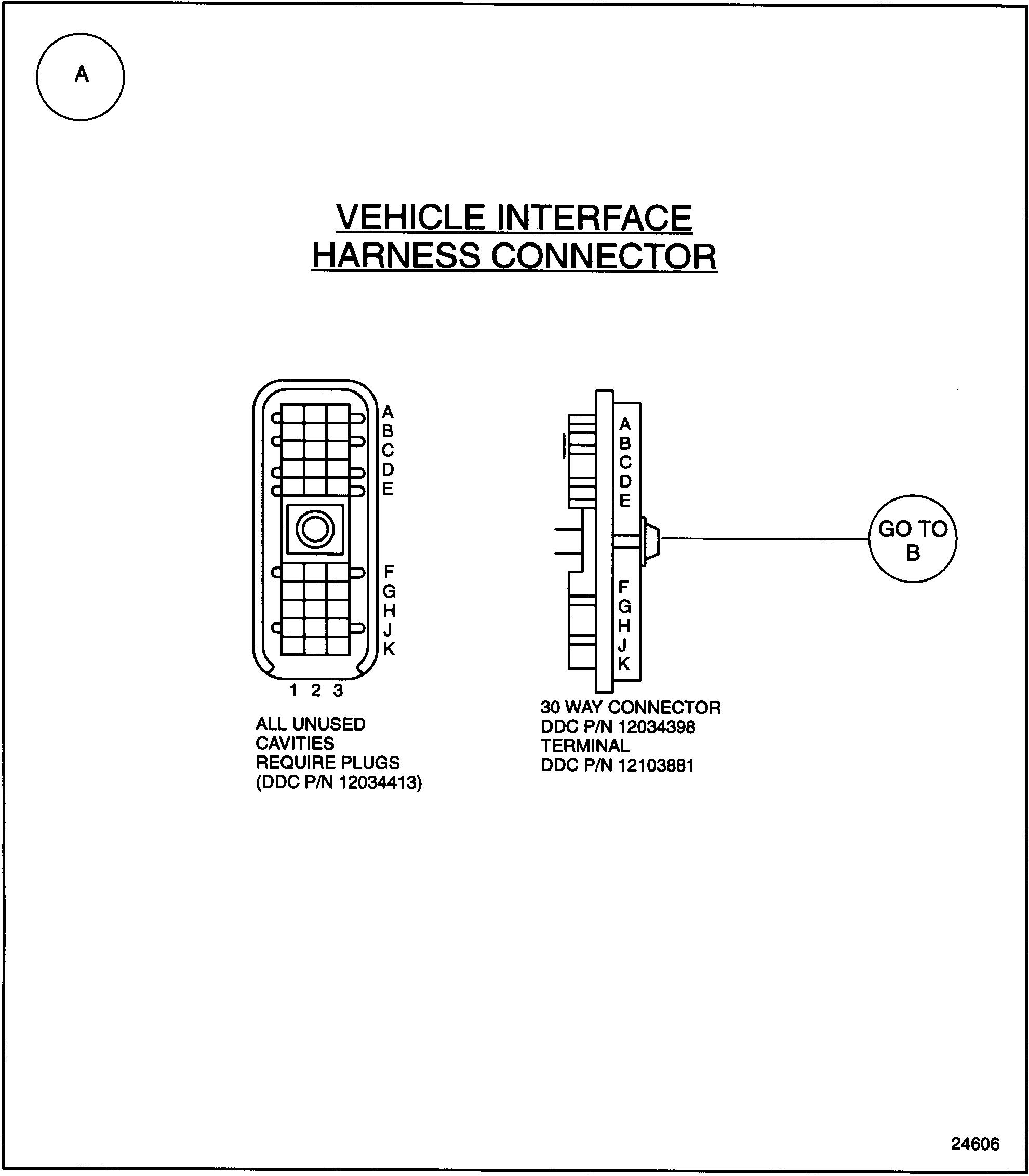 ecm wiring diagram on ddec 5  ecm  get free image about